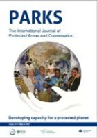 PARKS cover